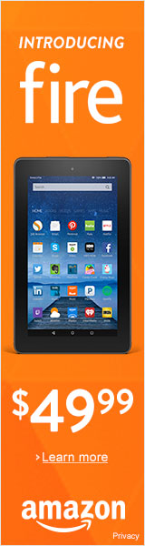 $49 Fire Tablet at Amazon