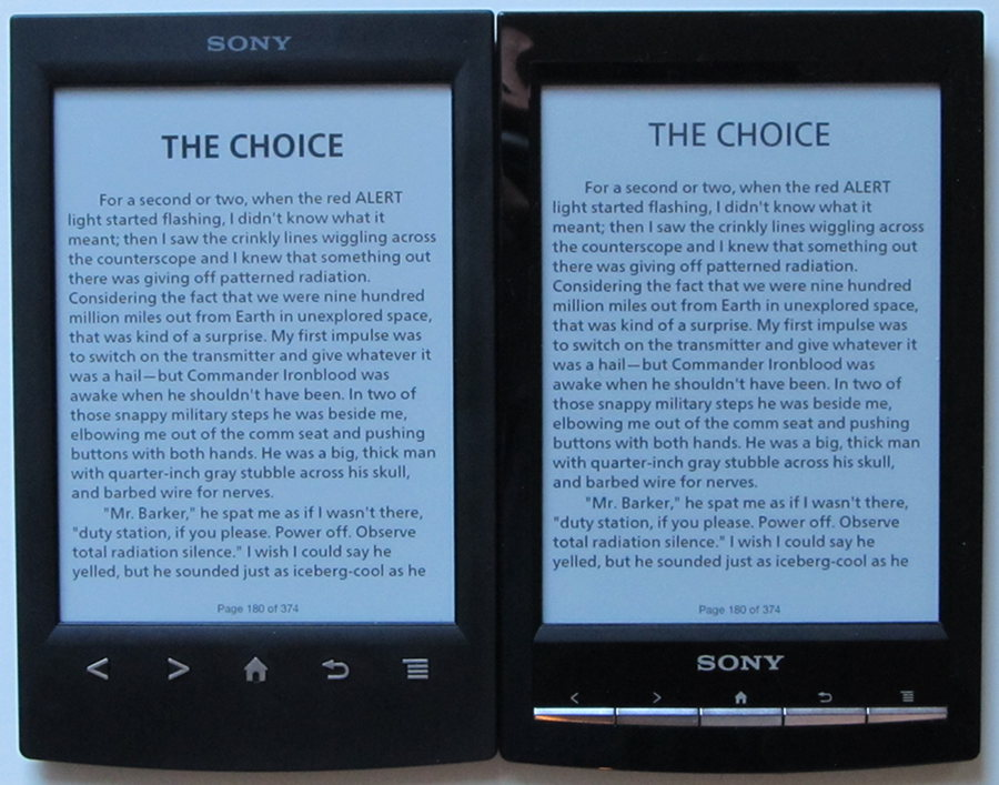 sony reader prs t2 review and tutorials rh the ebook reader com Sony Reader Review Sony PRS Reader