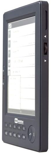 BeBook Mini Side View