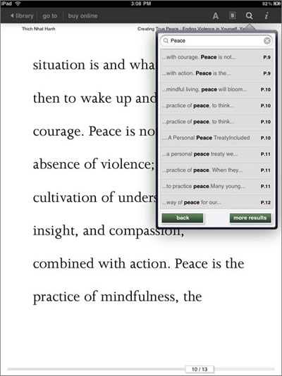 Kindle Vs Sony Reader: Barnes And Noble EReader IPad App Review