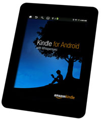 Cruz Reader Kindle