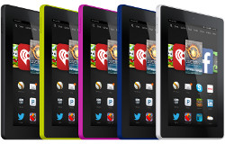 Fire HD 6 Colors