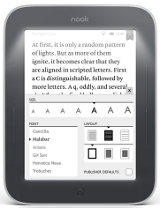 Nook Touch with GlowLight Review
