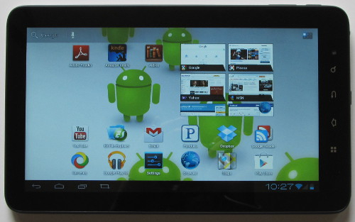 Idolian Touchtab 10 Review