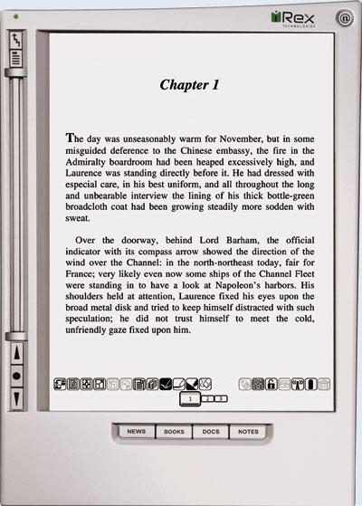 iRex iLiad Book Edition