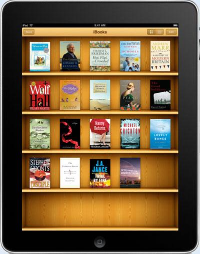 IBooks App Review Apple IPad IBookstore