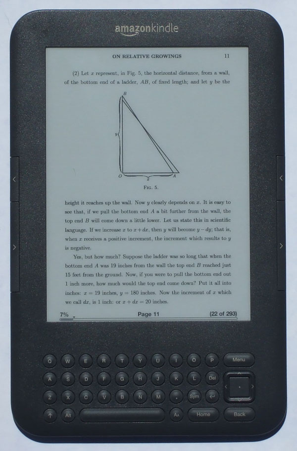 Kindle Pdf Reader