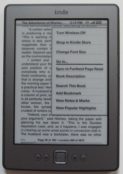 Kindle 4 Review 79 Kindle 4
