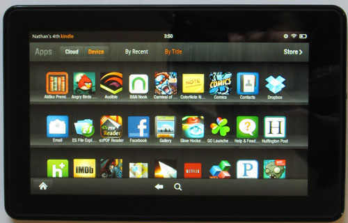 Texting App Kindle Fire