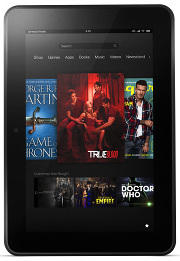 Kindle Fire HD Review