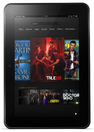 8.9 Kindle Fire HD