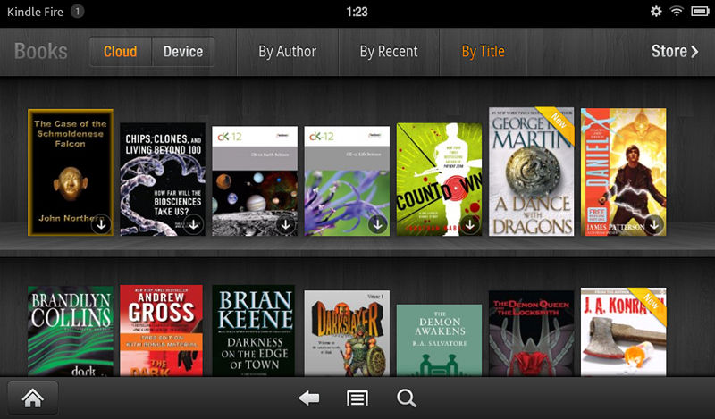Download ebook reader for kindle fire