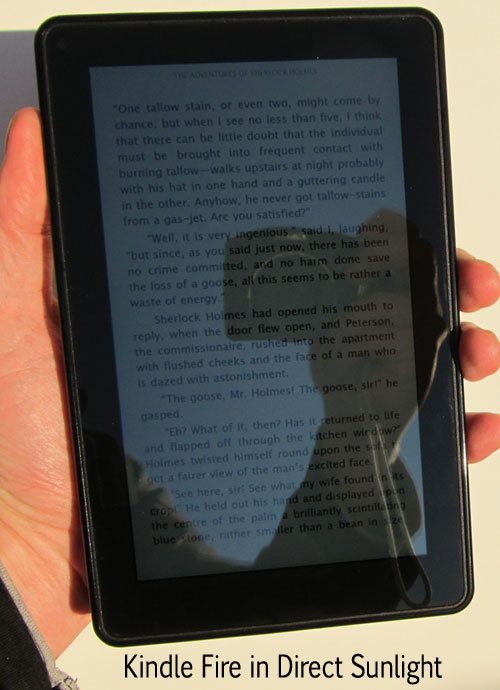 kindle fire review the kindle fire as an ereader