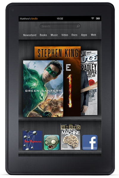 Ebook For Kindle Fire