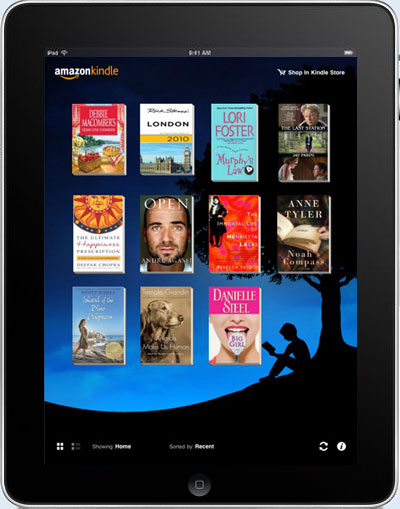 How Do I An Ebook From Amazon To My Ipad
