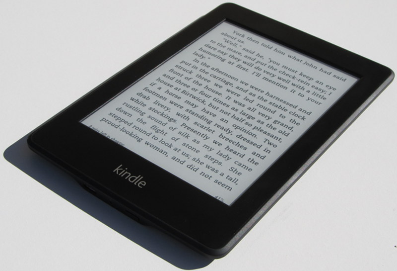 Kindle Paperwhite Review, Walkthrough, and Screen Comparisons
