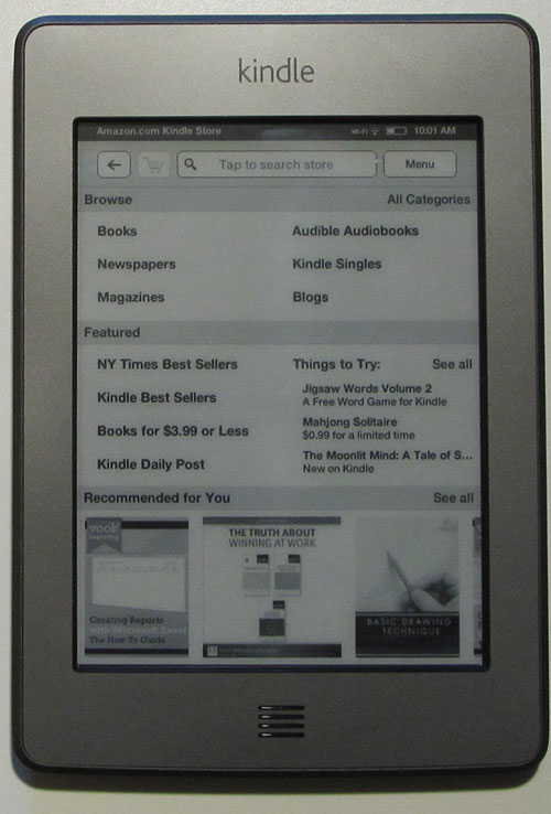 kindle touch review and how to tutorials rh the ebook reader com kindle touch user guide uk kindle touch user's guide 4th edition