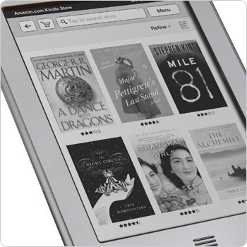 Kindle Touch Store