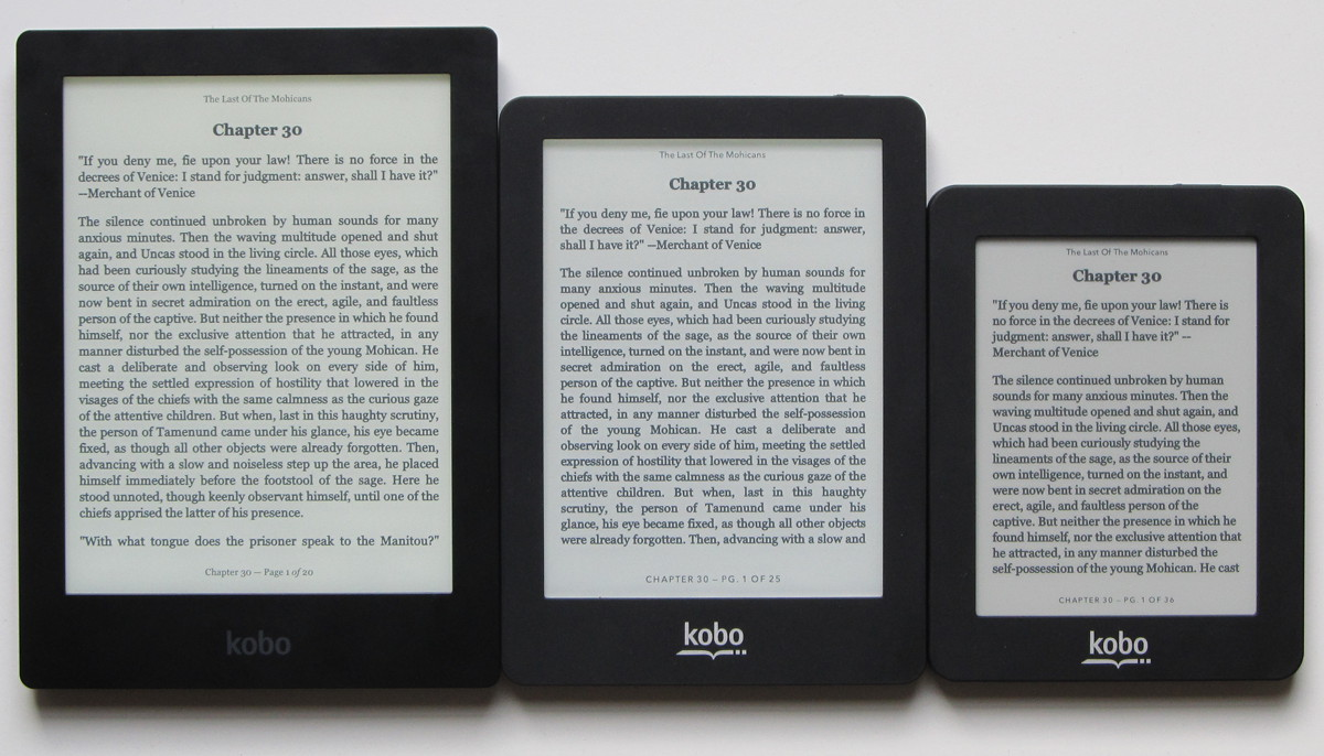 Kobo Aura HD Review and PDF Review (Videos)