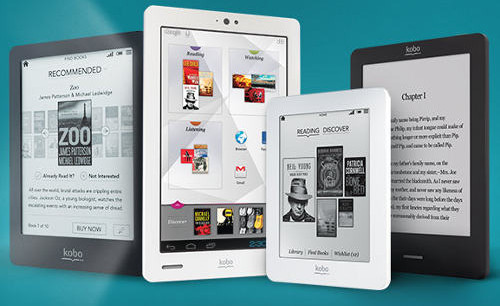 Kobo Tablets and eBook Readers