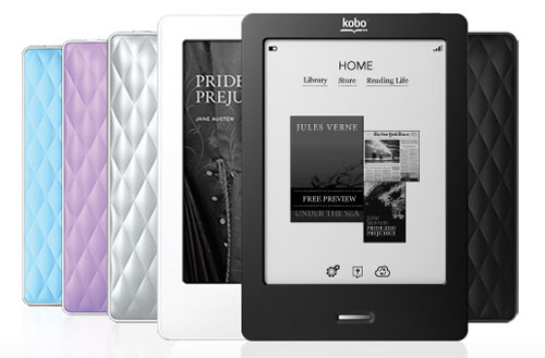 Kobo Touch Colors