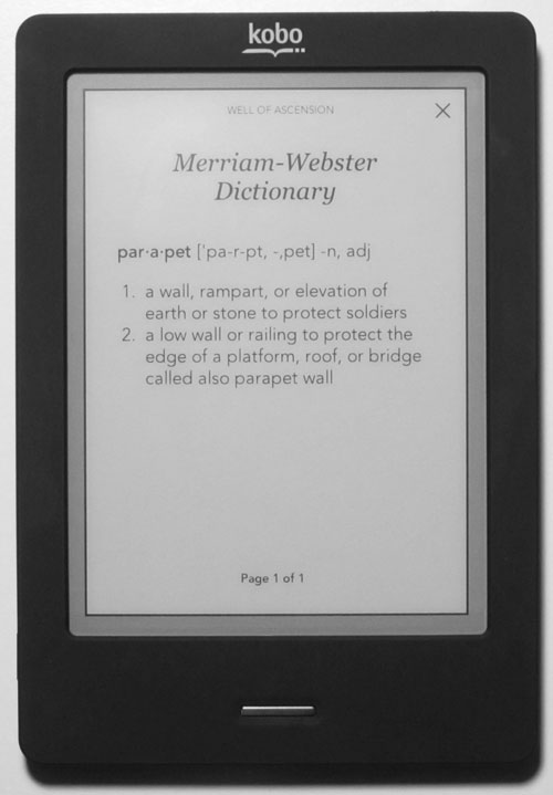 kobo touch review and comparisons kobo wifi ereader touch edition rh the ebook reader com Verizon Wireless User ID Wireless System