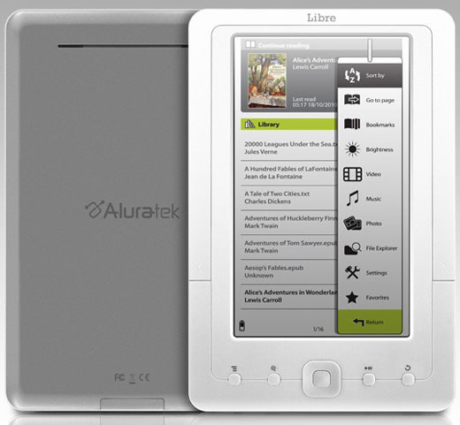 Libre Color eReader