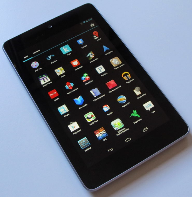 Google Nexus 7 Review and Video Tutorial