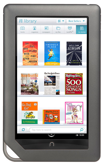 kindle books from library