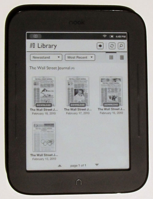 How to Transfer PDFs to a Nook - dummies