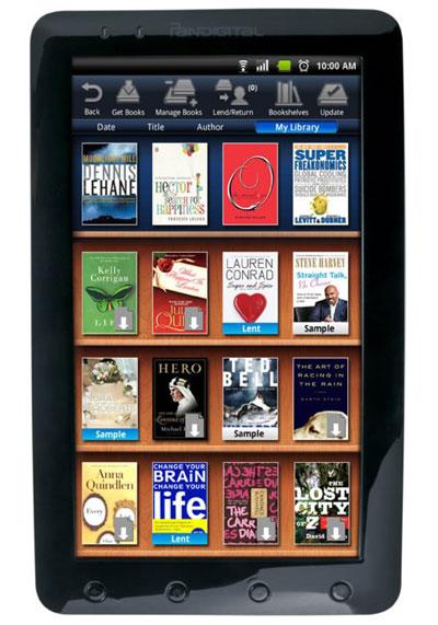 pandigital novel review 9 ereader android tablet. Black Bedroom Furniture Sets. Home Design Ideas