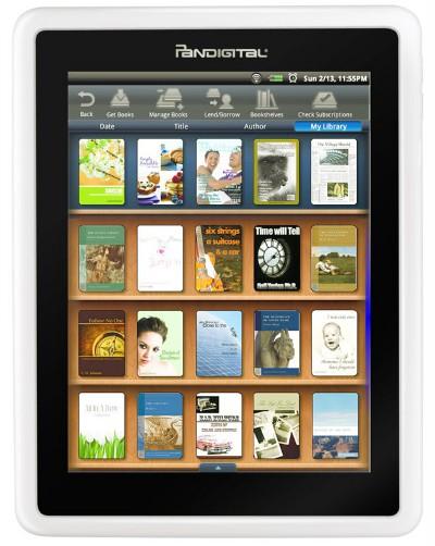 Pandigital novel ereader review ebook reader reviews news and pandigital novel review fandeluxe Images