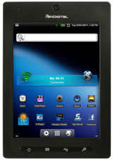 Review: Pandigital Planet Android Tablet and eReader