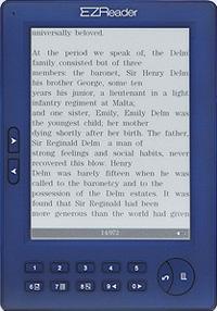 EZ Reader Pocket PRO