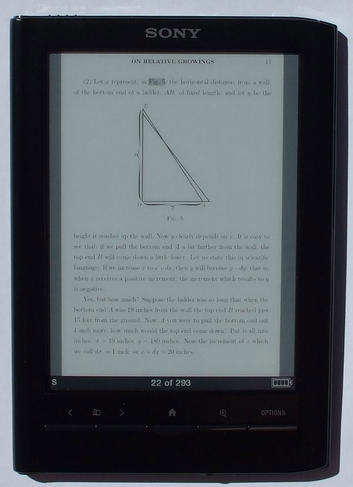 prs 650 pdf review pdf video review rh the ebook reader com Online User Guide Online User Guide