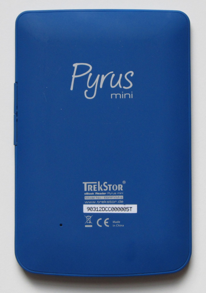 Trekstor Pyrus Mini Review Video
