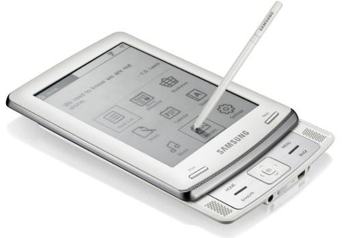 Kindle Vs Sony Reader: Samsung EReaders E6, E60, E61, E101