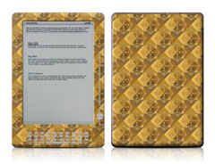 Kindle DX Strong Coffee Skin