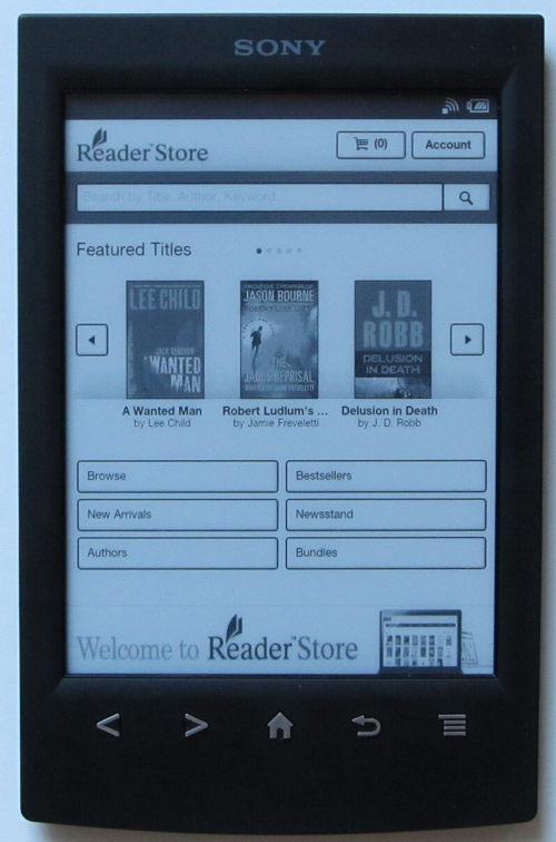 sony reader pdf files 無料