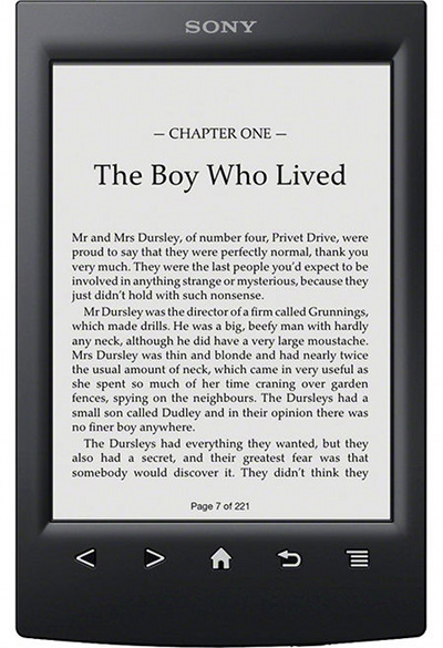 sony reader prs t2 review and tutorials rh the ebook reader com Sony E Villa Sony Digital Book Reader PRS-600