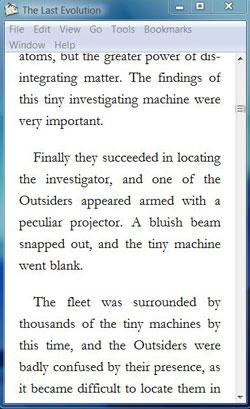 Free eBook Reader Software - Format Conversion Software